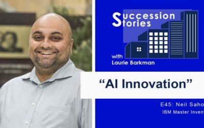 E45: AI Innovations | Neil Sahota