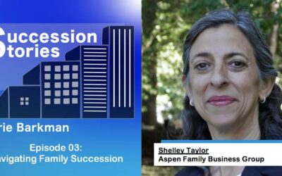 Episode 03: Navigating Family Succession – Shelley Taylor, ABARTA Family Council Chair
