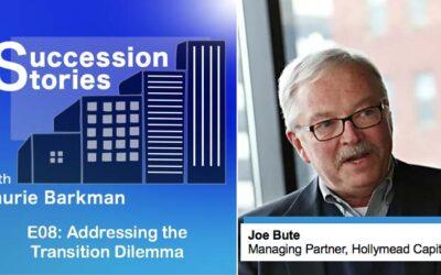 E08: Addressing the Transition Dilemma – Joe Bute, Hollymead Capital