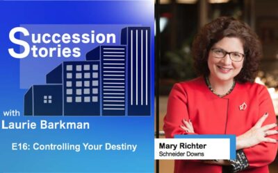 E16: Controlling Your Destiny – Mary Richter, Schneider Downs