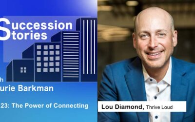 E23: The Power of Connecting with Lou Diamond