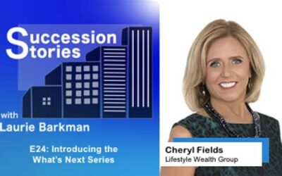 E24: Introducing the What's Next Series | Cheryl Fields – Lifestyle Wealth Group