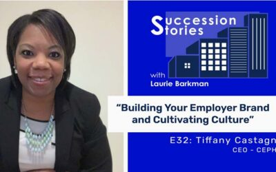 E32: Building Your Employer Brand and Cultivating Culture – Tiffany Castagno, CEO CEPHR