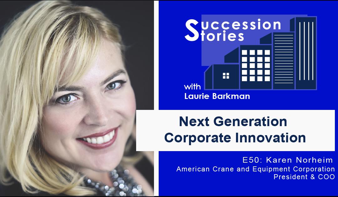 50: Next Gen Corporate Innovation