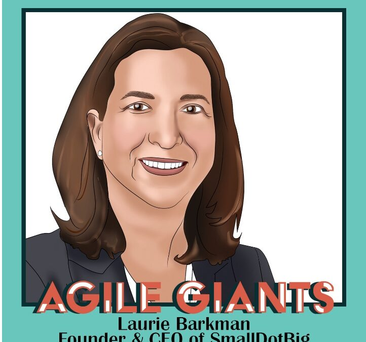 Podcast appearance: Growth & Innovation Through Transitions – Agile Giants