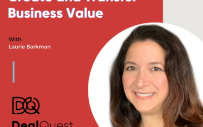 Create and Transfer Business Value with Laurie Barkman