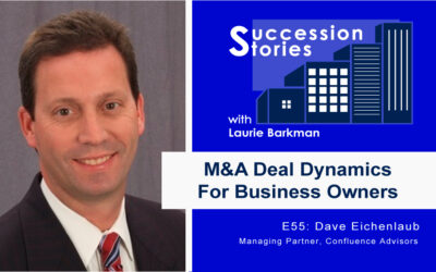 E55: Mergers and Acquisitions Deal Dynamics For Business Owners – Dave Eichenlaub