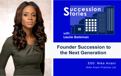 60: Founder Succession to the Next Generation – Nike Anani