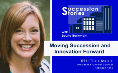 65: Moving Succession and Innovation Forward | Tricia Staible, Robinson Fans